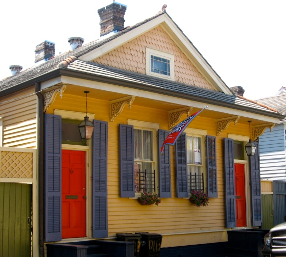 Creole Cottage