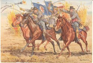 Charge of Terry's Rangers