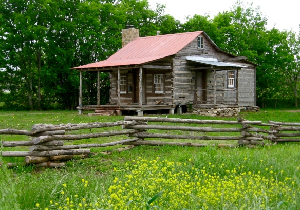Settler's Cabin, Washington County