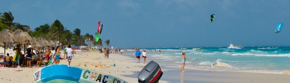 Tulum Beach adventure